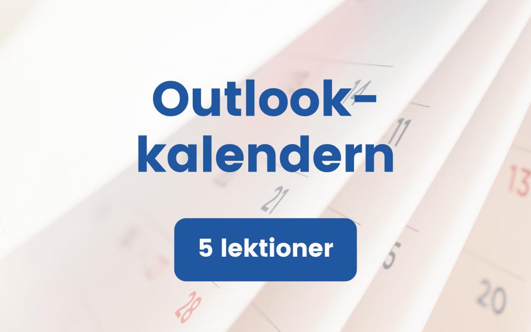 Outlook-kalendern